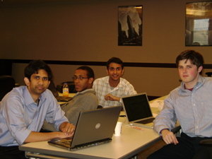 IBM/Sahana Workshop in Washington DC.